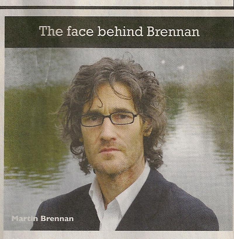 Martin Brennan Net Worth