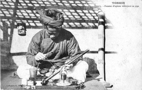 Preparing a pipe
