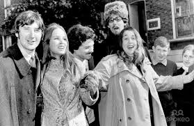 The Mamas and the Papas with Scott McKenzie in London.