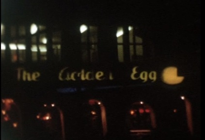 The Golden Egg, 1960s.