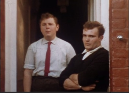 Londoners, 1960s.