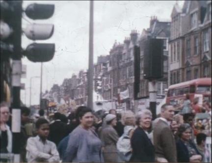 Green Lanes, 1960s.