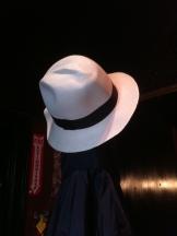 Weller's hat