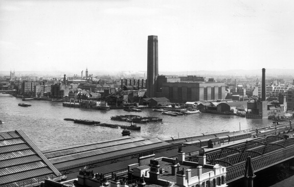 Tate Modern A Tale Of Two Power Stations The Great Wen