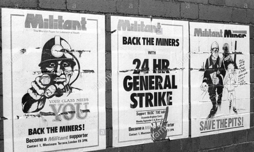 10th-august-1984-militant-posters-on-wall-during-miners-stike-south-b7gbe2.jpg